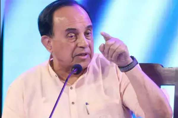 subramanian-swamy-slams-centre-over-eu-delegation-s-visit-to-j-k-calls-it-perversion-of-national-policy