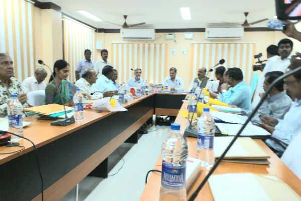 cauvery-water-disciplinary-committee-meeting-in-trichy