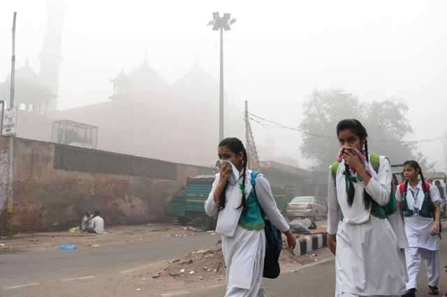 air-pollution-holidays-for-schools-in-delhi-till-nov-5