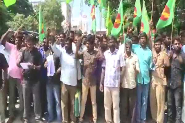 coimbatore-electricity-contract-workers-struggle