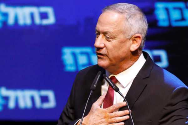 benny-gantz-i-m-doing-everything-to-prevent-another-election
