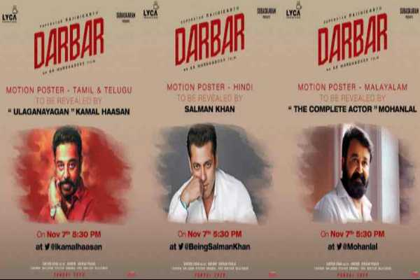 celebrities-who-are-releasing-the-motion-picture-poster-of-darbar-today