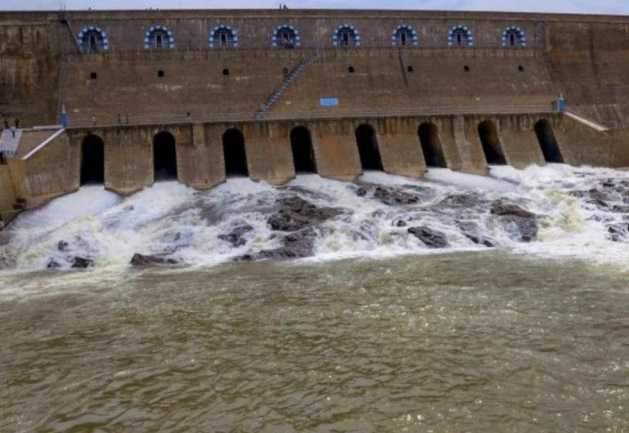 mettur-dam-water-level-increse