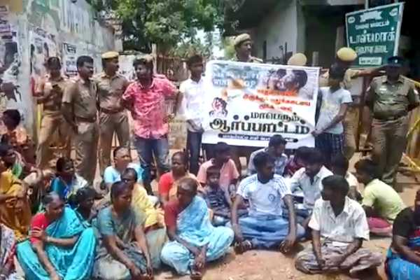 coimbatore-the-struggle-of-fasting-for-urged-to-close-the-tasmac