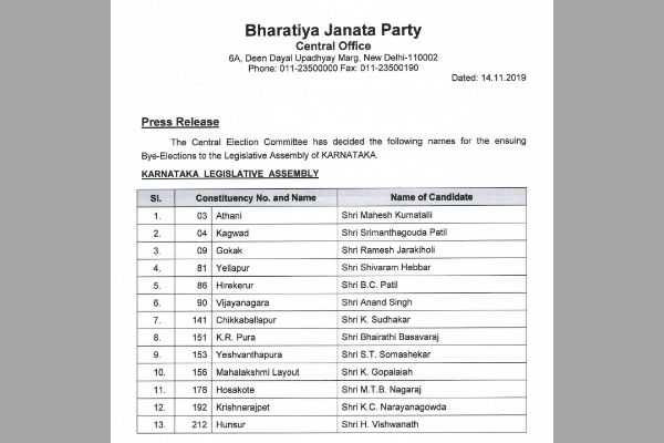 bjp-announces-names-of-13-mlas-disqualified