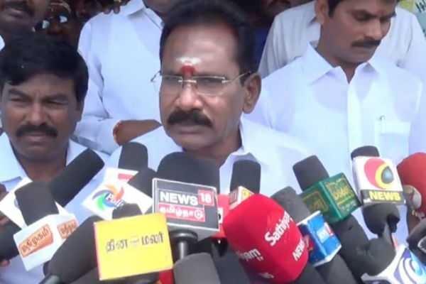 minister-sellur-raju-criticism-about-dmk