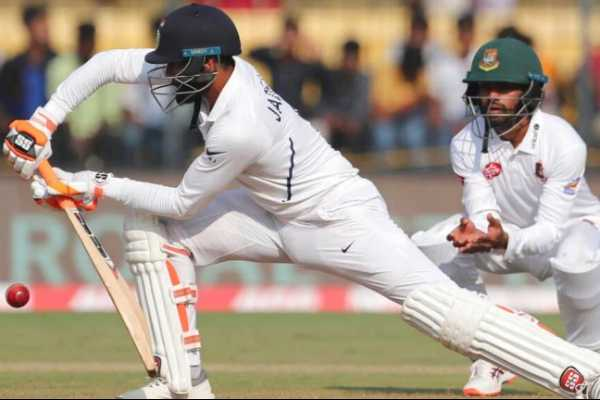 first-test-indian-team-declare