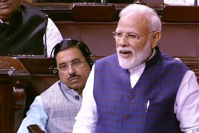 we-can-never-forget-the-role-of-the-rajya-sabha-prime-minister-s-speech
