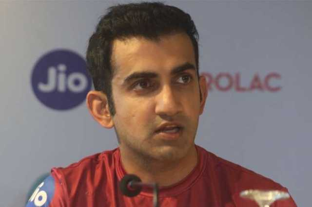 not-attending-the-meeting-due-to-contract-issue-gautam-gambhir