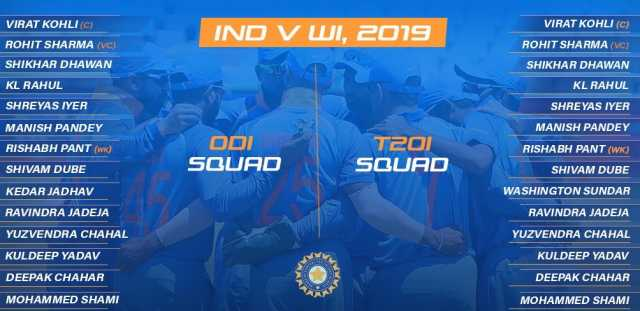 indian-squad-for-the-west-indies-series