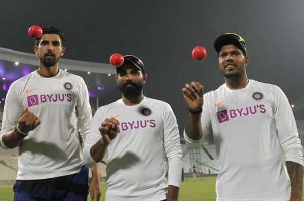 for-the-first-time-in-a-day-night-test-match-the-indian-team-will-field-today