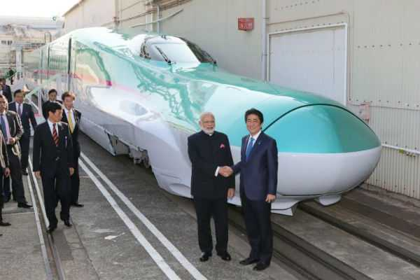 brakes-on-bullet-train-project-if-sena-ncp-congress-take-power