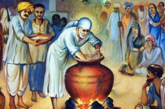 saibaba-is-the-method-of-feeding
