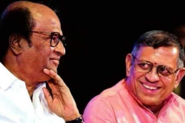 its-a-must-that-rajinikanth-should-enter-politics-gurumoorthy