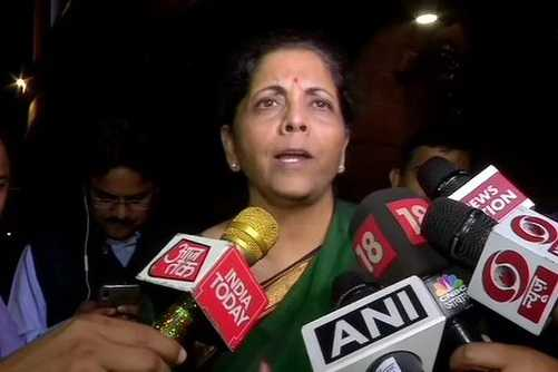 opposition-parties-should-not-walk-out-nirmala-sitharaman