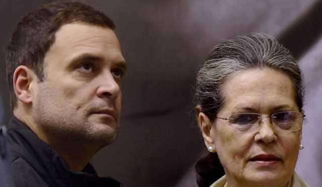 unable-to-attend-uttav-thackeray-s-swearing-in-sonia-rahul
