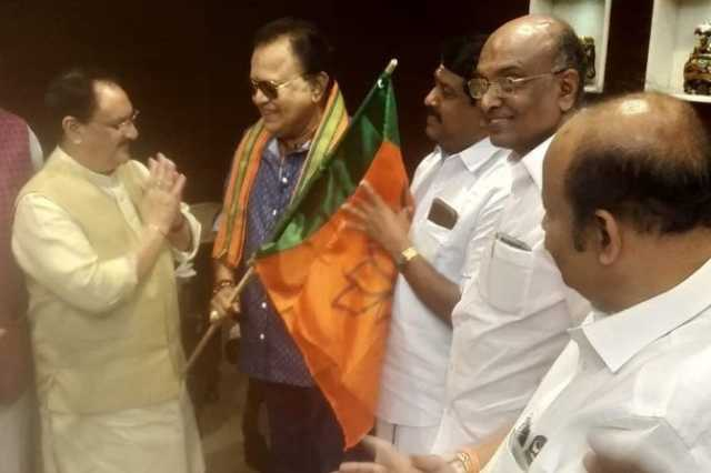 actor-radharavi-has-joined-the-bjp