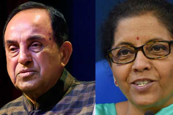 nirmala-doesnt-know-anything-about-economics-subramaniam-swamy