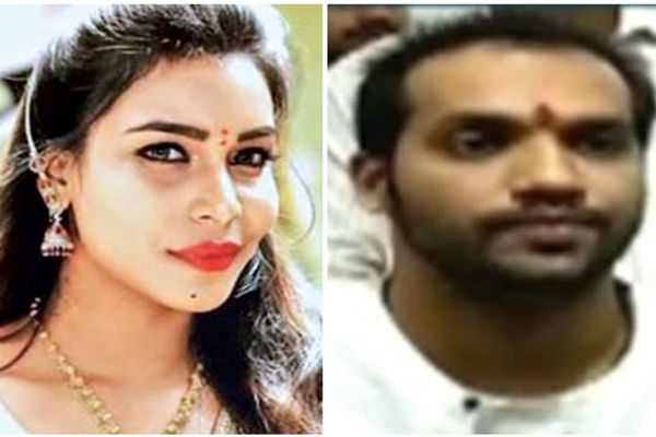 popular-actress-complains-about-son-of-ex-bjp-mla