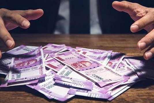 rs-3-000-crore-black-money-stuck-in-delhi