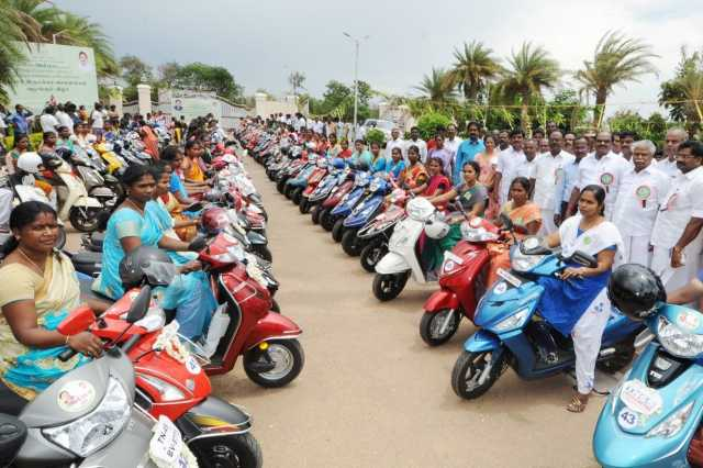 amma-two-wheeler-project-glad-news