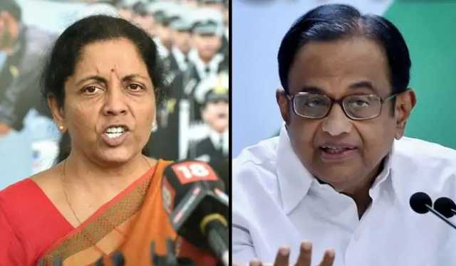 chidambaram-asks-whether-finance-minister-nirmala-seetharaman-eats-avocado-instead-of-onion