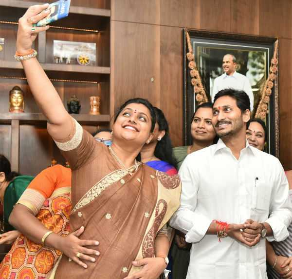 surprise-to-chief-minister-of-andhra-pradesh