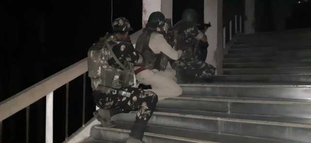 organisation-for-counter-terrorist-operations-drill-at-telangana-high-court