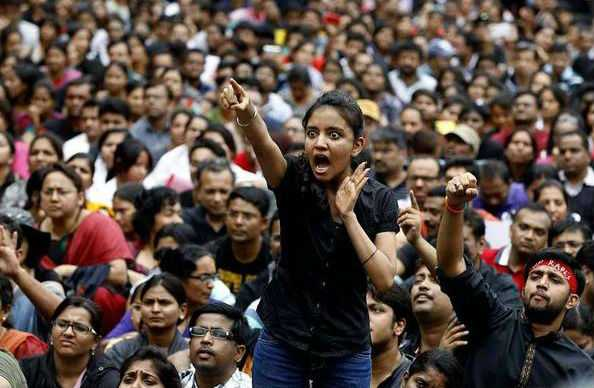 bangalore-students-protest