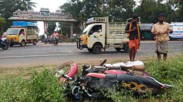 accident-in-father-son-died-on-the-spot