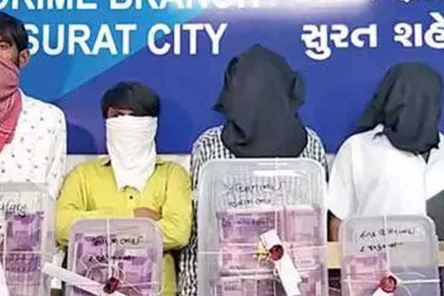 fake-notes-seized-by-surat-crime-branch