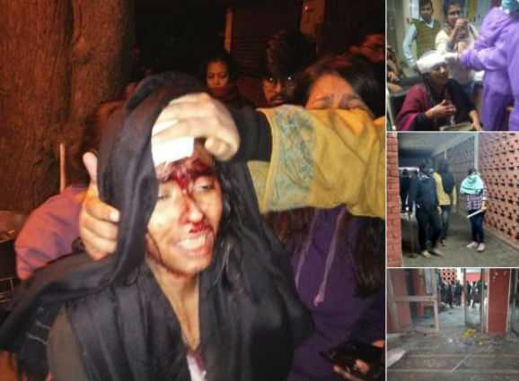 congress-protest-against-attack-on-students