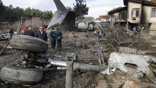 ukrainian-airplane-with-170-aboard-crashes-in-iran