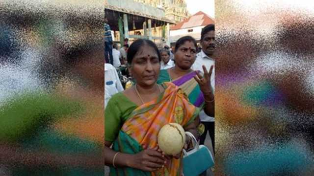 attack-on-woman-in-temple