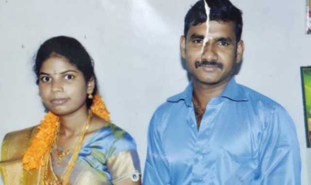 husband-hide-wife-death-from-police-in-chennai