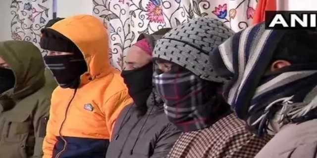 5-terrorist-arrested-in-kashmir