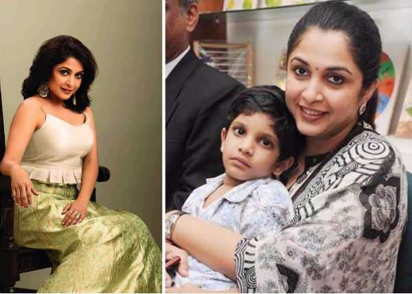 ramyakrishnan-son-s-birthday-celebrations